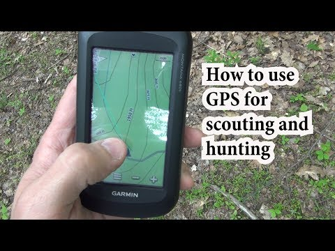 How To Use GPS For Scouting And Hunting