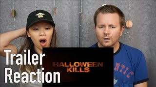 Halloween Kills Teaser // Reaction & Review