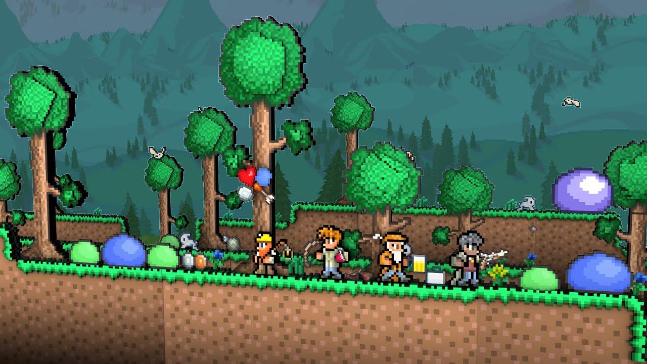Beautiful Wallpaper Minecraft Terraria - maxresdefault  Trends_1001725.jpg
