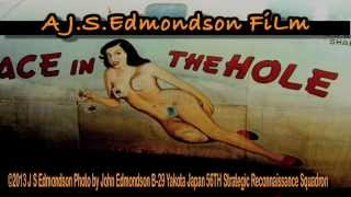 Xcorps TV Presents Korean War B-29 Sexy Nose Art Photographs