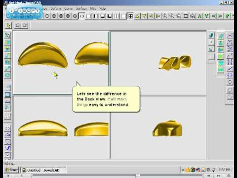 jewelcad cam online learning classes jewelcad 2d and 3d rh youtube com