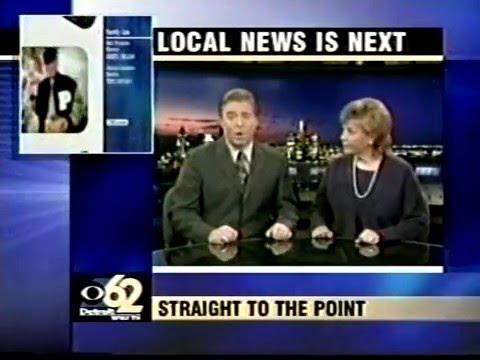WWJ-TV 11pm News, November 19, 2001
