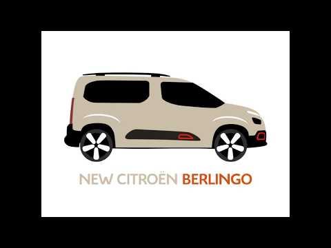 Nový Citroën Berlingo: systém Grip Control