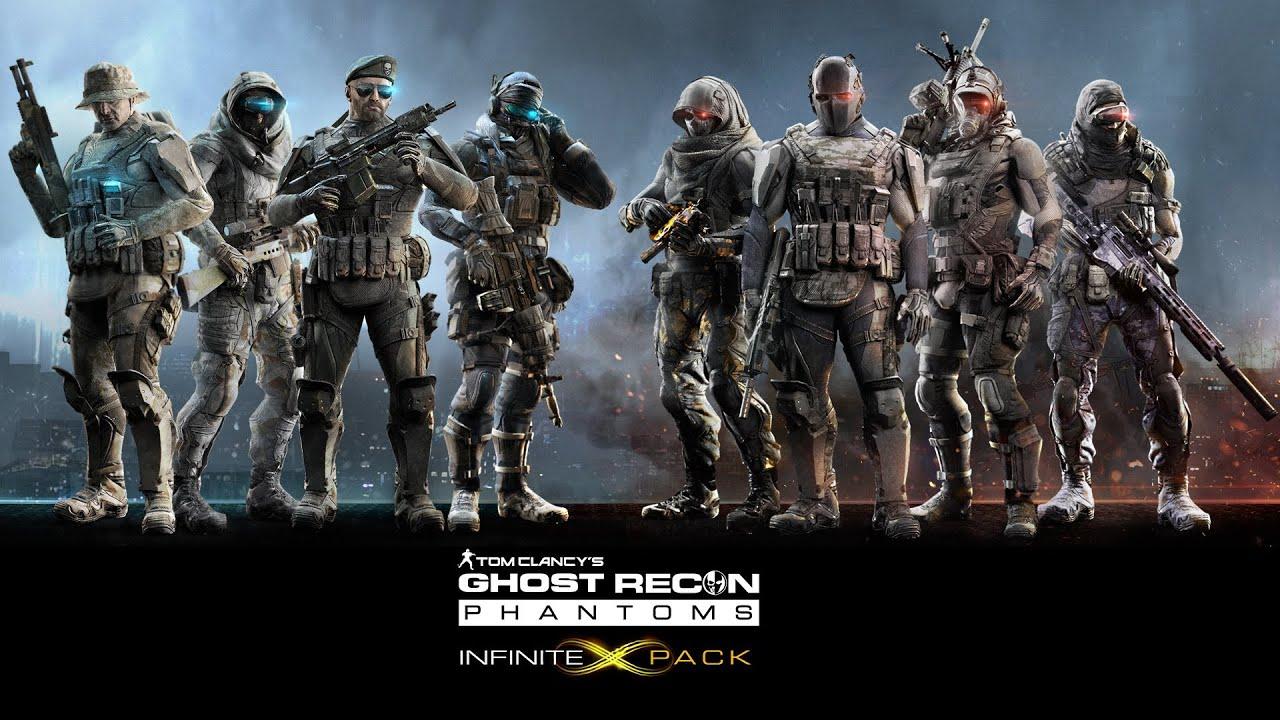 tom clancy's ghost recon phantoms download