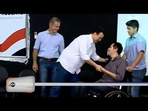 Kassab lança programa de internet em Presidente Prudente
