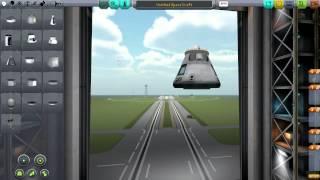 Kerbal Space Program (0.23) - SP5 - Lander Design and Basic Landing Tutorial