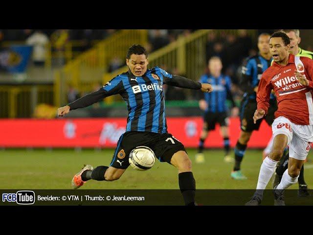 2012-2013 - Jupiler Pro League - 20. Club Brugge - RAEC Bergen 2-0