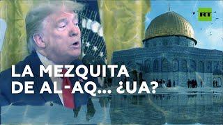 Trump confunde el nombre de un importante sitio sagrado