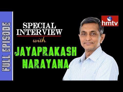 Jaya Prakash Narayana Exclusive Interview On JFC   Telugu News   hmtv