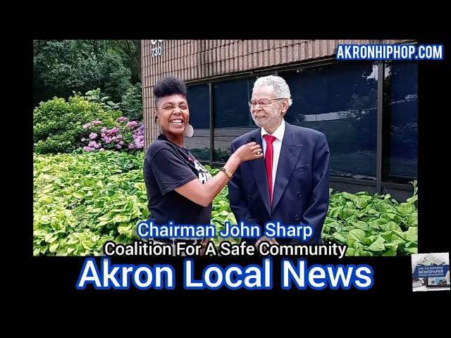 The Coalition For A Safe Community Of Akron