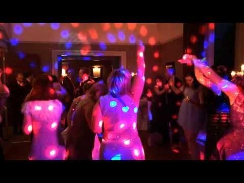 Floorfillerz - Wedding DJ Glasgow Evening Reception At Hotel Du Vin, Glasgow.