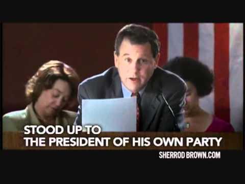 Sherrod Brown 2006 Ad: Where I Stand