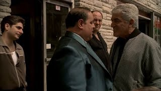 The Sopranos - Phil and Vito - They were like brothers in law