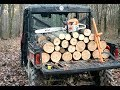 #283 Quick Loads of Firewood With Minimal Gear