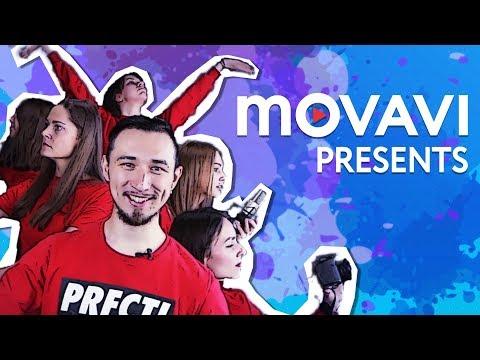 Movavi Vlog channel