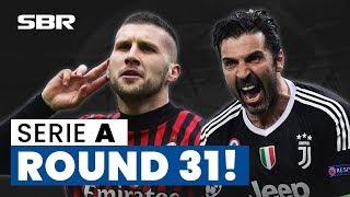 Serie A Week 31 Football Match Tips, Odds & Predictions