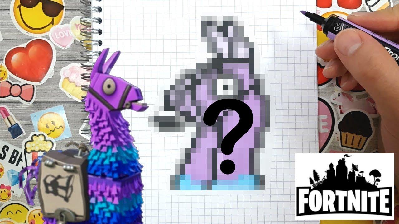 How To Pixelate Llama Fortnite