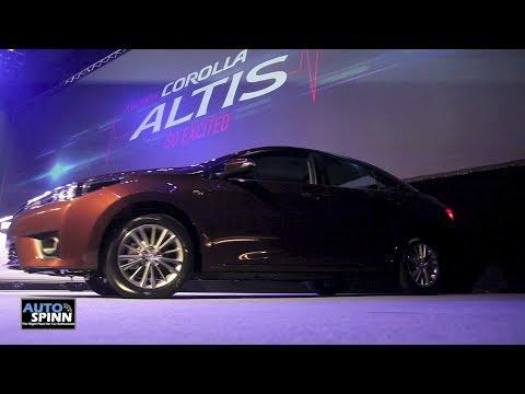 2014 All New Toyota Corolla Altis Launch : งานเปิดตัว โตโยต้า โคโรล่า อัลติส ใหม่