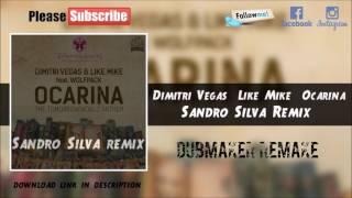 Dimitri Vegas & Like Mike - Ocarina (Futuristic Polar Bears Remix) DubMaker Remake