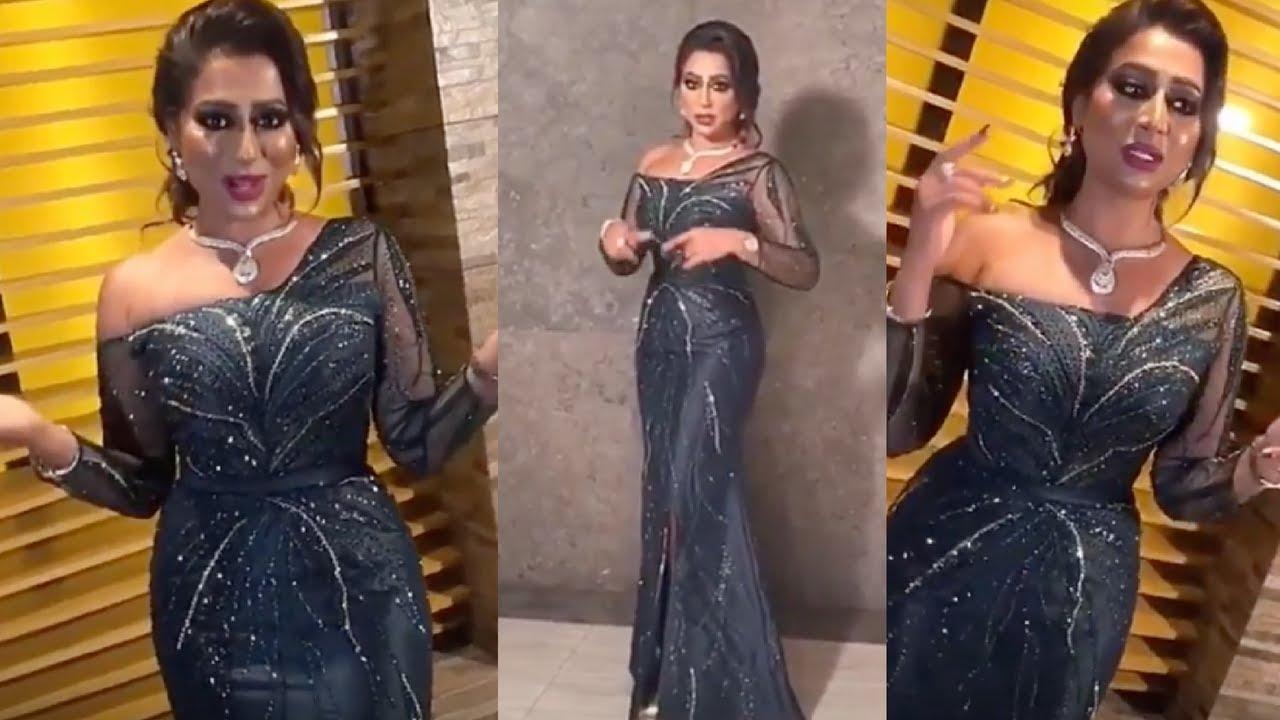 شيماء سبت في فستان وتسريحة جميلة حك عرس بنت خالتها شاهد جمالها Youtube