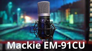 Mackie EM 91CU im Test - Günstiges USB-Mikrofon ohne viel Schnickschnack nicht nur für Einsteiger