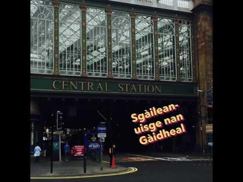 Glaschu / Glasgow