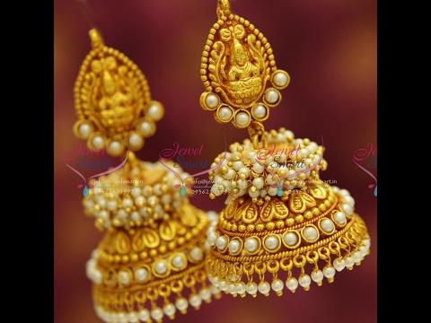 Earrings Latest Wedding Collection