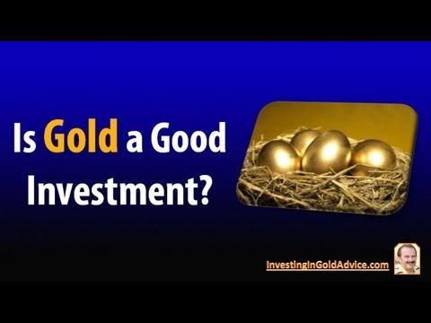 Is Gold a Good Investment For The Inexperienced?