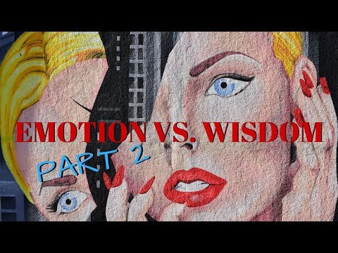 NARCISSISTS OCCUPY YOUR EMOTIONS, PUSH THEM OUT WITH WISDOM