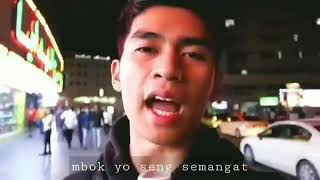 Wong edan bebas Cokk misuh Sultan