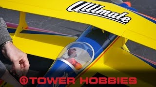 Thumnail for Raw Performance: Tower Hobbies Ultimate Bipe GP/EP ARF