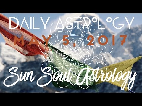 Daily Quantum Astrology May 5 2017 We Are The Generators of LOVE!!!