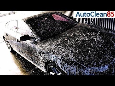 wie wasche ich mein auto richtig frischer glanz f r den. Black Bedroom Furniture Sets. Home Design Ideas
