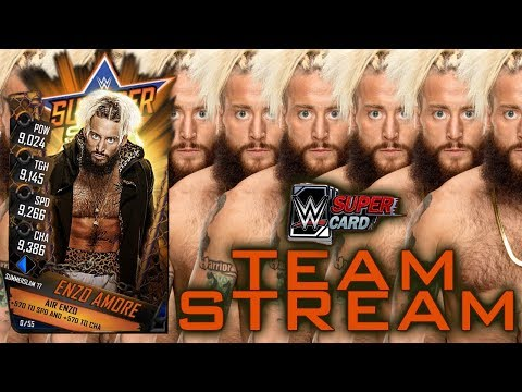 Open Team Spots - WWE SuperCard Season 3
