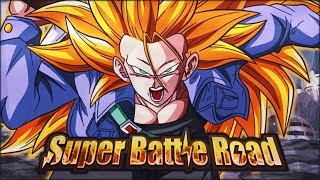 NO ITEM RUN! HYBRID SAIYAN CATEGORY SUPER BATTLE ROAD STAGE! (DBZ: Dokkan Battle)