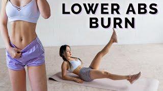 Intense Lower Abs Workout Burn Lower Belly Fat