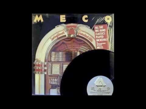 MECO's SWINGTIME MEDLEYS : LP Digitalized (MAMBO CUBANO) Cherry Pink and Blossom White