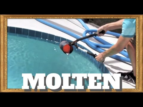 Thumbnail: Pouring molten aluminum into a pool!!