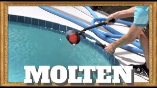 Pouring molten aluminum into a pool!!(Backyard Scientists T-Shirts! Limited Edition campaign, buy one now! - http://shop.crowdmade.com/collections/backyardscientist/ A lot of people are complaining ..., 2014-09-09T15:48:29.000Z)