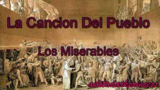 La cancion del pueblo de Los Miserables musical de Madrid