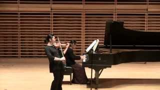 Ludwig van Beethoven: Violin Sonata No. 7 in C minor, Op. 30 No. 2 (1st mvt)