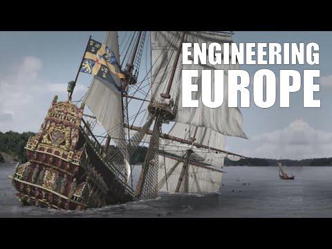 Who Sank the Vasa?   Stockholm, Sweden