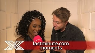 lastminute.com Moments | Moments Booth with Relley C | The X Factor UK 2016