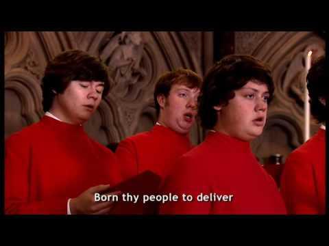 Come, thou long expected Jesus    :    St John's College Choir, Cambridge