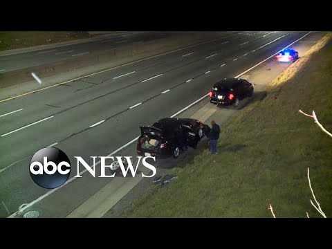 Gunman allegedly terrorizing drivers on Michigan highways
