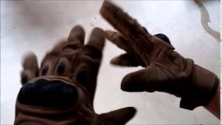 FREETOO Full Finger Tactical Glove Review
