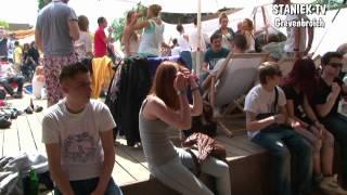 """""""Feier Rhein""""  im Treibgut Düsseldorf 7.6.2012"""