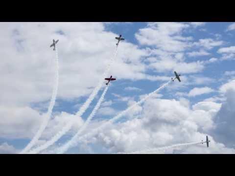 Flying Legends 2012 bildspel