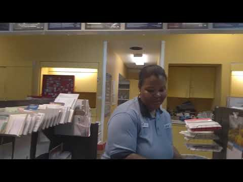"""YOU CANNOT FILM THIS TRANSACTION""""Postal Employee TRIGGERED! Naples US POST OFFICE, 1st AA FAIL!"