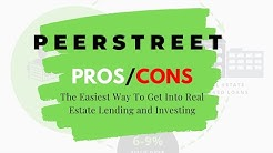 PeerStreet - Pros and Cons